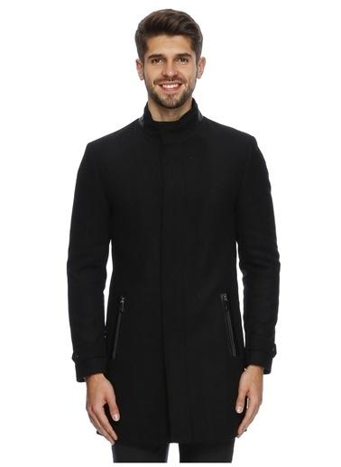 NetWork Palto Siyah